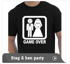 STAG & HEN PARTY
