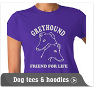 DOG TEE'S & HOODIES